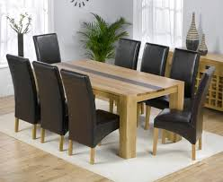 photo 7 of 7 8 seater dining room table and chairs 8 seat dining room sets 7