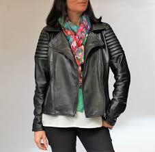 refashioned stylearc ziggi leather jacket
