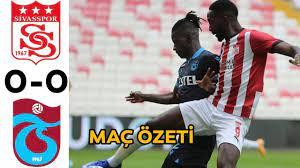 Sivasspor 0-0 Trabzonspor Maç Özeti Geniş Özet izle 3.4.2021 - YouTube