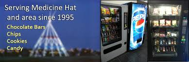 Hat Vending Machine Simple Vending Machines Medicine Hat Redcliff Dunmore Quick Snack Vending