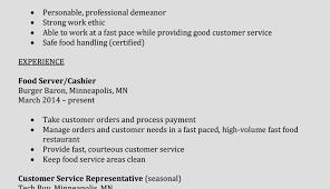Best Bartending Resume Bartender Resumes Best Free Resume