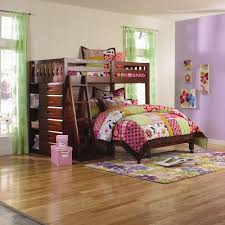 bedroom design for teenagers with bunk beds. Top Notch Bedrooms Look With Cool Teen Bunk Beds : Classy Decorating Ideas Using Rectangular Brown Bedroom Design For Teenagers