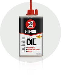 Multi-Purpose Oil | Non-Aerosol Lubricant | <b>3-IN-ONE</b>