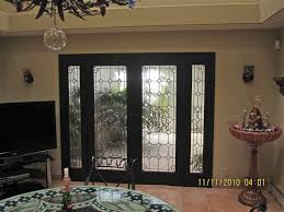posted in beveled glass leaded