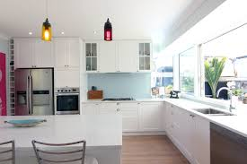 custom made cabinets across your whole kitchen will allow you to make the most of