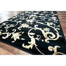 red and gold area rugs black white and gold rugs outstanding black gold rug modern vines red and gold area