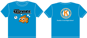 Key Club Shirt Design 2012-2013 « Panther Creek Key Club