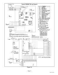 trane air handler wiring diagram for solidfonts new heat pump trane air handler manuals at Trane Air Handler Wiring Diagram