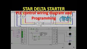 wiring diagram plc star delta wiring diagram sch star delta starter plc ladder diagram control circuit plc program wiring diagram plc star delta