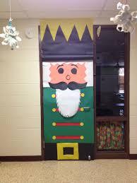 Classroom Door Designs For Christmas Christmas Classroom Door Decoration Nutcracker He Came Out
