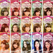 Liese Hair Dye Color Chart Lajoshrich Com