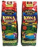 Are kona blends real kona? hawaiian coffee has a good name. Hawaiian Gold Kona Medium Roast Gourmet Blend Whole Bean Coffee 1 Lb Bag Pack Of 2 Buy Online In Botswana At Botswana Desertcart Com Productid 168144076