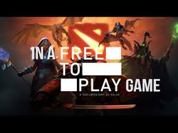 free to play game dota 2 parody of part of your world youtube