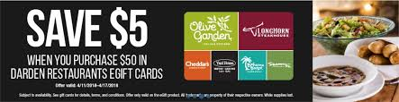 darden gift card on