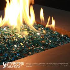 fire glass vs lava rock which is better