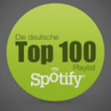 German Top 100 Charts Spotify Playlist