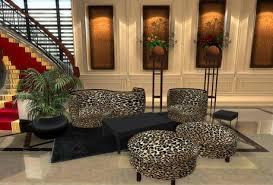 leopard print living room ideas leopard s living room set boxed on zebra print rug living