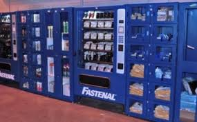 Apex Vending Machines Classy Industrial Vending By Fastenal And Apex The Engineer The Engineer