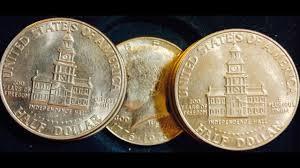 1976 Half Dollar Value Chart 1776 1976 Kennedy Half Dollars