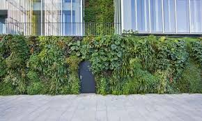 Vertical Garden Design Natura Towers Exterior Inspiration Exterior Garden Design