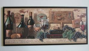 nook amazing for red and dining rustic wine decor target ideas wall room kitchen kitchens stunning