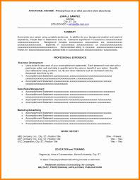Summary Example For Resume Inspirational 9 Resume Overview Examples