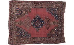 vintage afshar rug 5 6 x 4 4 loading zoom