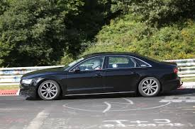2018 audi s8. exellent 2018 2017 audi a8 test mule at the nurburgring in 2018 audi s8