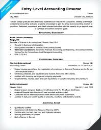 Accounting Assistant Job Description Magnificent Junior Accountant Job Description Resume Entry Level Accounting