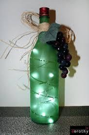 Wine Bottle Lamp Diy 220 Best Diy Wine Bottle Recycling Projects Homesthetics Images