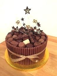 Cake Ideas For Mans 50th Birthday How To