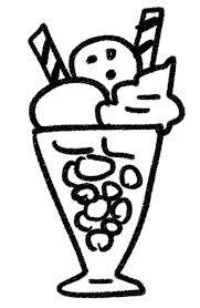 パフェのイラストお菓子 ゆるかわいい無料イラスト素材集