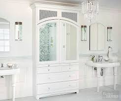 Elegant bathroom lighting Drop Ceiling Bathroom Better Homes And Gardens Elegant Bathroom Lighting