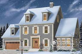 """House Plan of the Week   quot Colonial Classic With Flexible Attic    House Plan of the Week  """"Colonial Classic With Flexible Attic"""""""