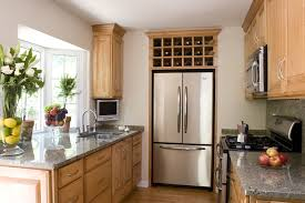 Kitchen Cabinet Design For Small House A Small House Tour Smart Small Kitchen Design Ideas