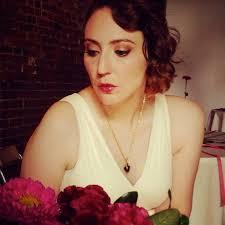 retro bridal makeup