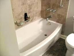 standard bathtub what