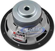 boston acoustics g110 4 g1104 10 single 4 ohm g1 car subwoofer product boston acoustics g110 4