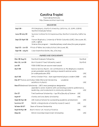 Resume The Best Resume Job Resumes Examples To Inspire You How