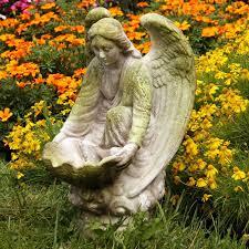 angel garden statue. angel garden statue