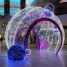 Outdoor Christmas Lights Outdoor Decorative Big Led Light Christmas Balls Outdoor Light