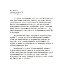 Proposal Letter For Sponsorship Sample For Event 40 Sponsorship Letter Sponsorship Proposal Templates