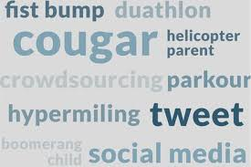 new dictionary words for 2016