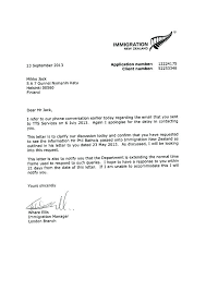 Cover Letter For Immigration Officer Immigration Officer Resume