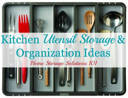 Kitchen Utensil Storage & Organization Ideas: Hall Of Fame