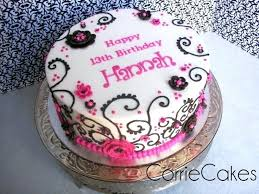 Teenage Girl Birthday Cakes Simple For Cake As Super Cool Girls