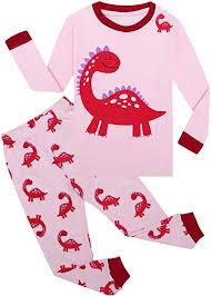 Tkala Fashion <b>Pajamas</b> for Girls <b>Children Clothes Sets</b> 100% Cotton