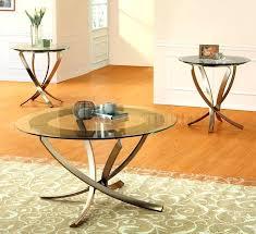 glass table set setting ideas