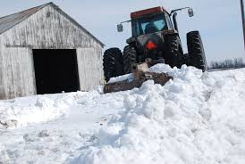 winter daddy s tractor daddy s tractor does all kinds of jobs including plowing snow