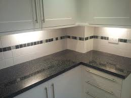 awesome design of tiles in kitchen  in kitchen cabinet design